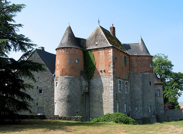 Fosteau Castle