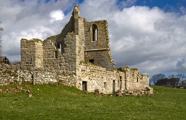 Cartington Castle