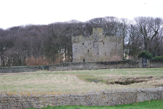 Cresswell Castle