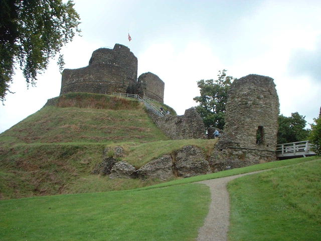 Launceston Castle