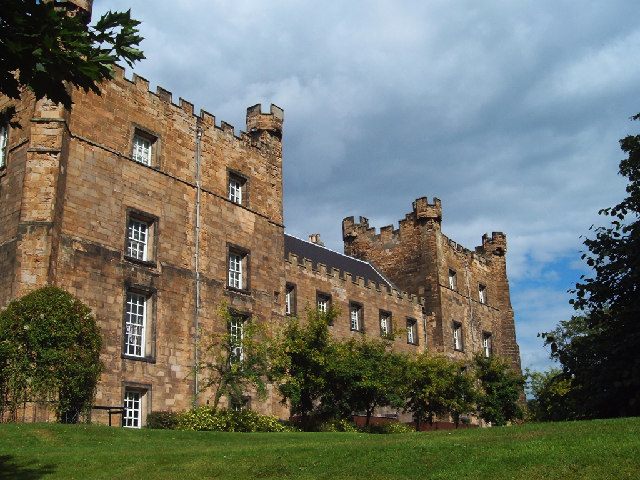 Lumley Castle
