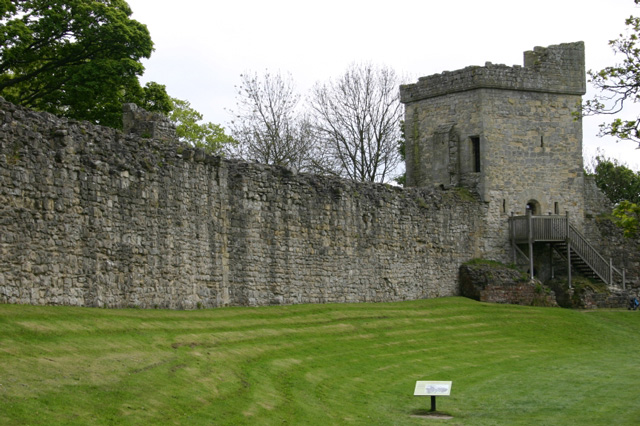 Pickering Castle