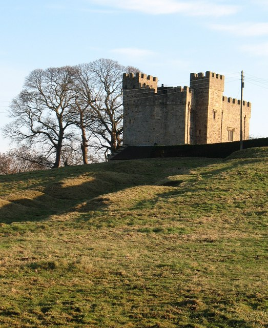 South Cowton Castle