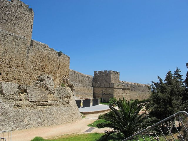 Fortifications of Rhodes