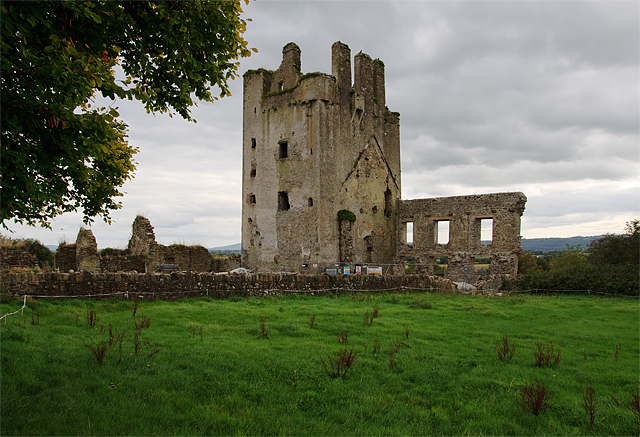 Kilcash Castle