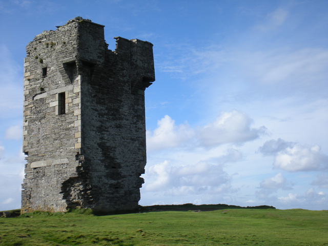 Moher Tower