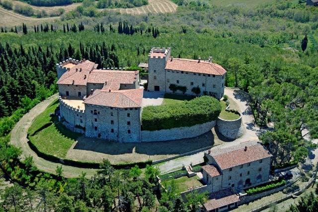 Castle of Montegiove