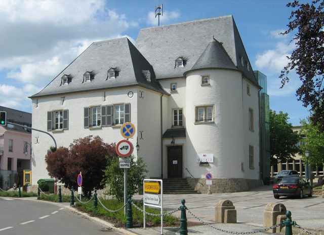 Schauwenburg Castle