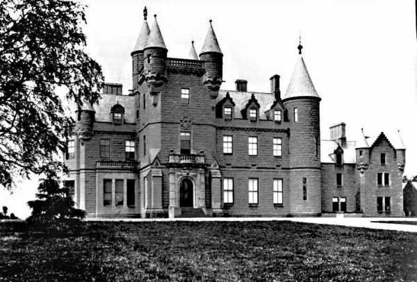 Buchanan Castle