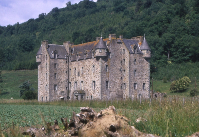 Ashintully Castle
