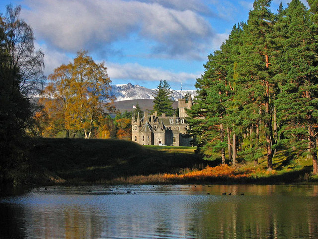 Invercauld Castle