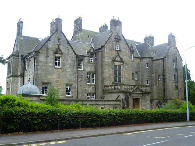 Pitreavie Castle