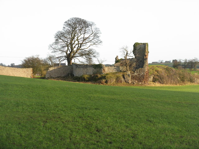 Waughton Castle