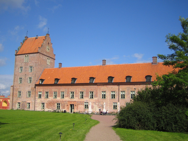 Backaskog Castle