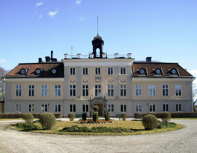 Sodertuna Castle