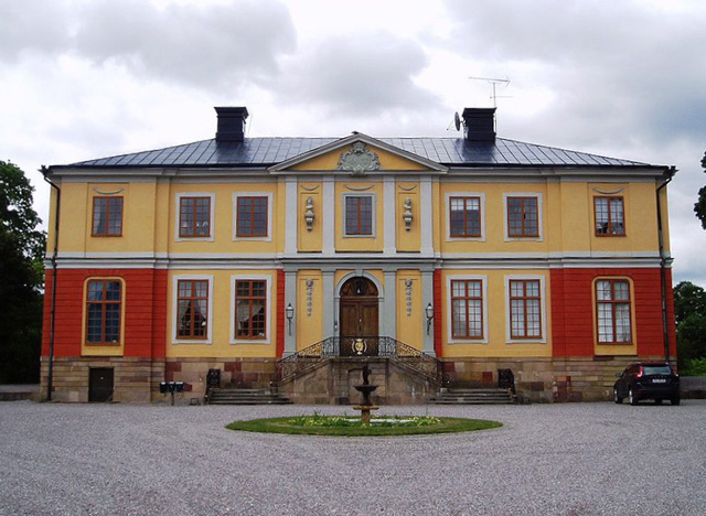 Stora Wasby Castle