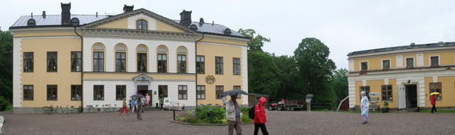 Taxinge-Nasby Castle