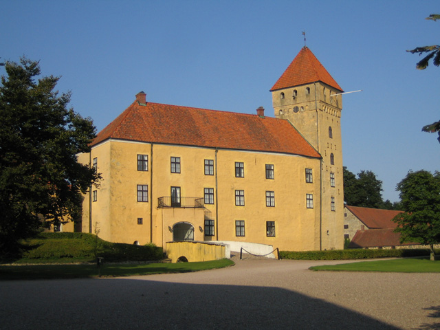 Tosterup Castle