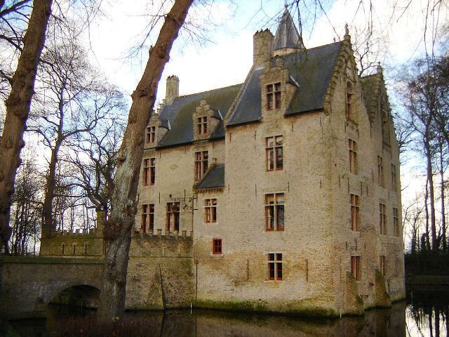 Beauvoorde Castle