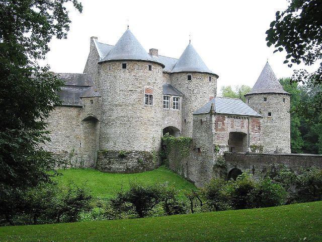Castle of Corroy-le-Château