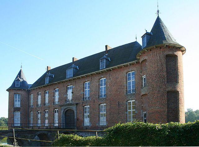 Castle of l'Estriverie