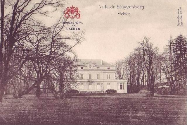 Château du Stuyvenberg