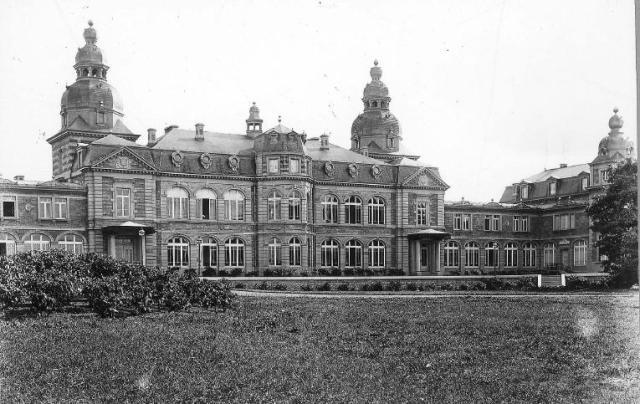 Château royal d'Ardenne