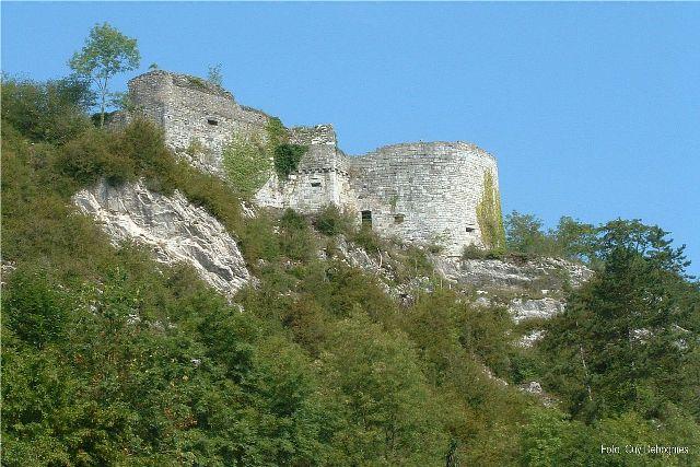 Crèvecœur Castle
