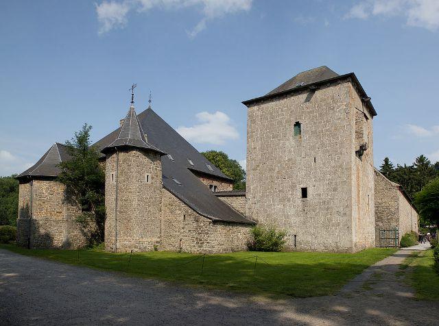 Falnuée Castle