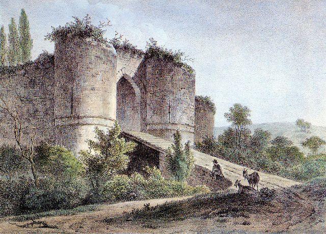 La Royère Castle