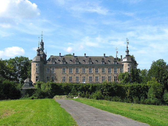 Mirwart Castle