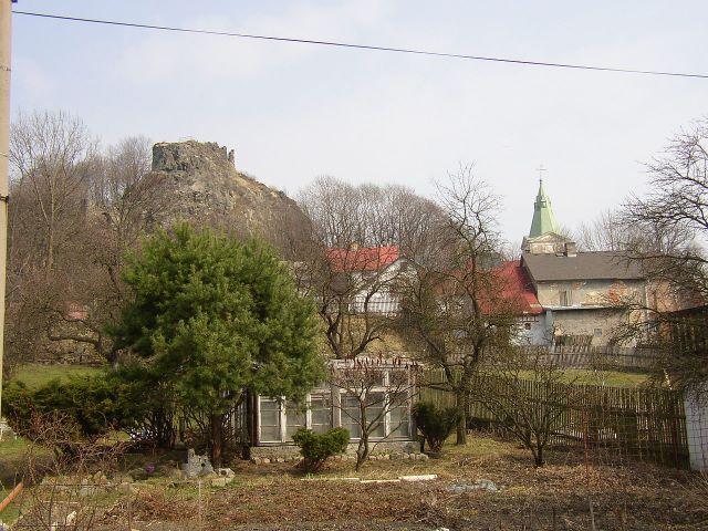 Andělská Hora Castle