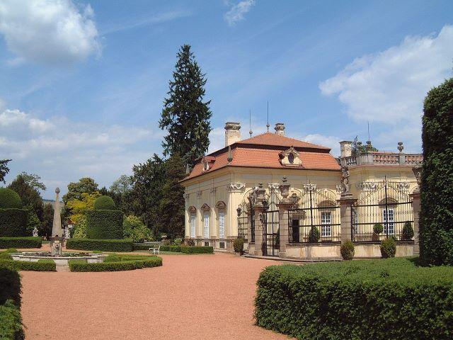 Buchlovice Castle