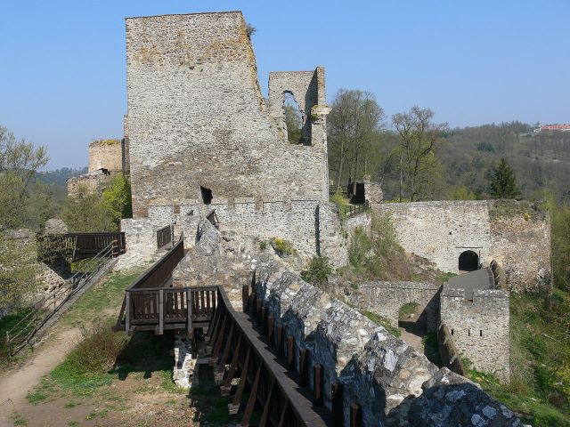 Cornštejn Castle