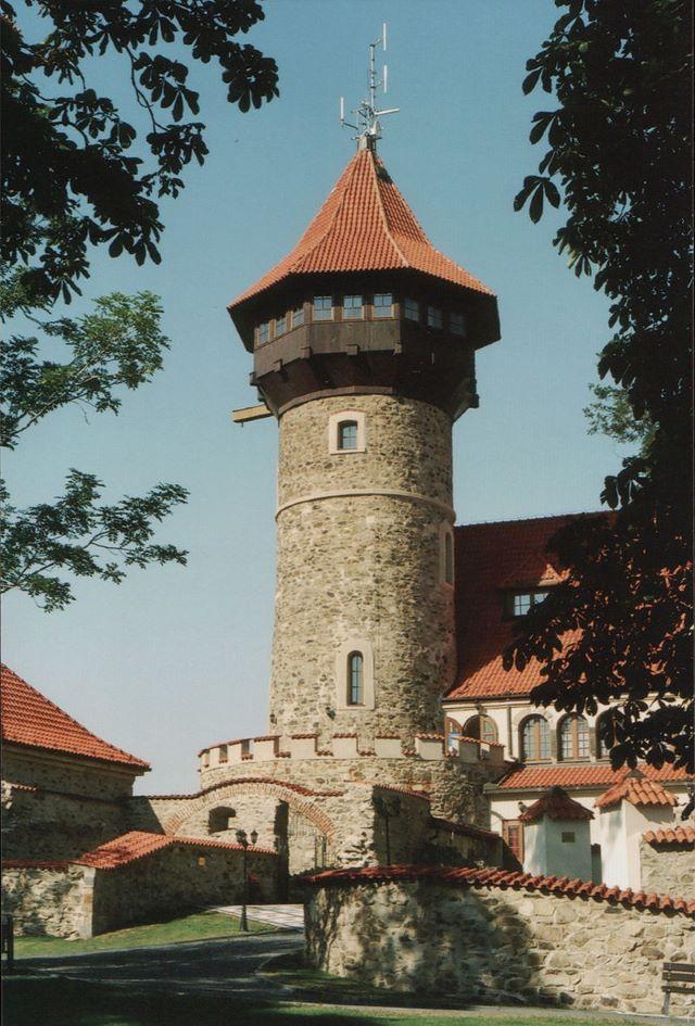 Hněvín Castle