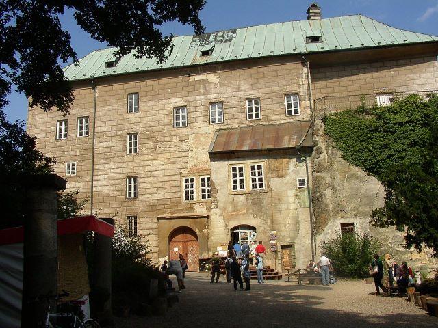 Houska Castle