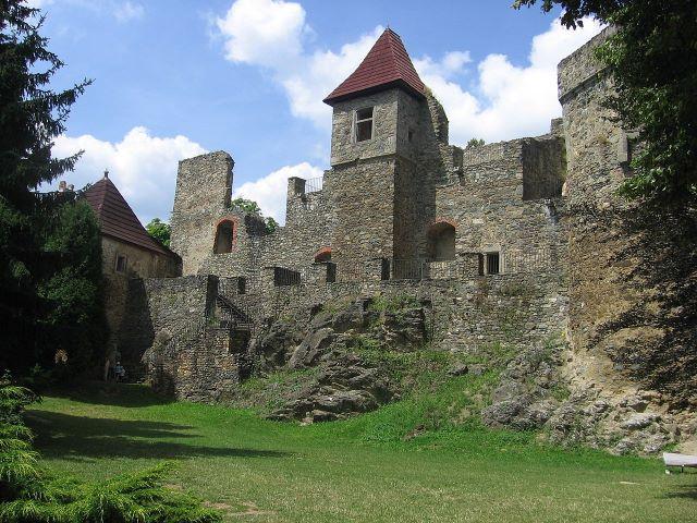Klenová Castle