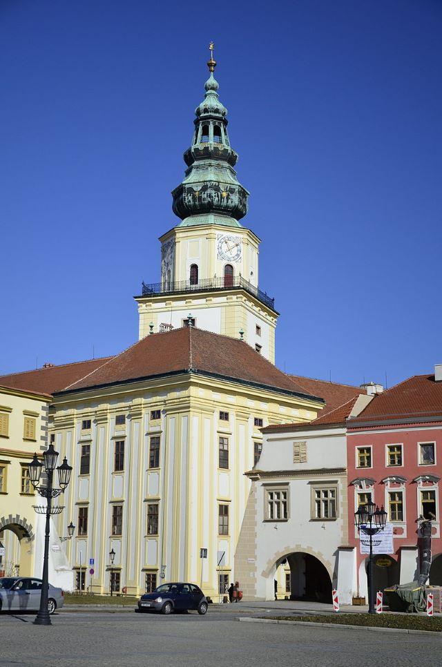 Kroměříž Castle
