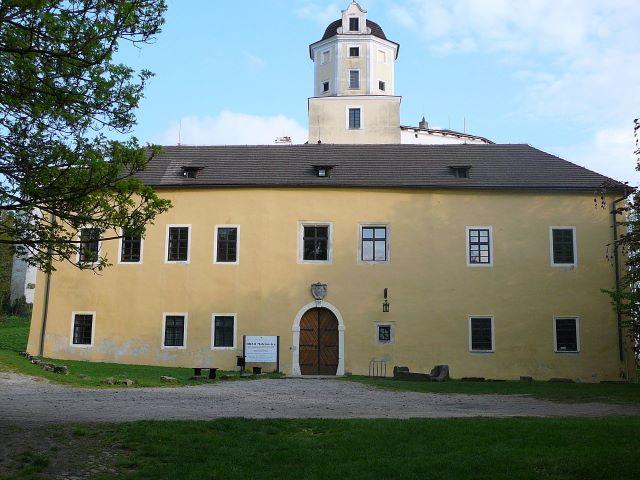 Malenovice Castle