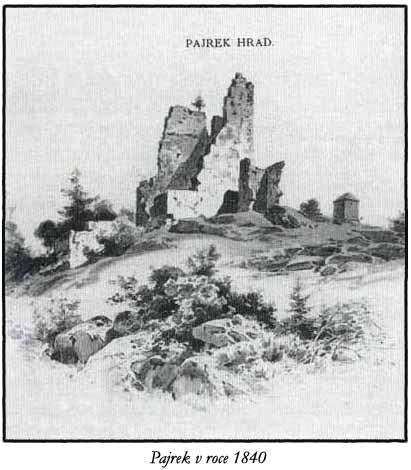 Pajrek Castle