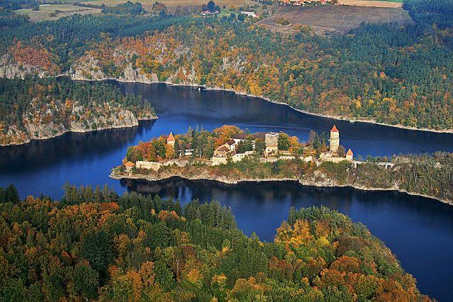 Zvíkov Castle