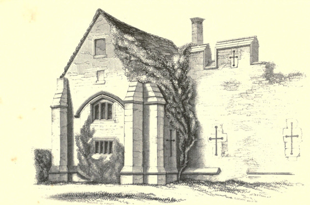 Bampton Castle