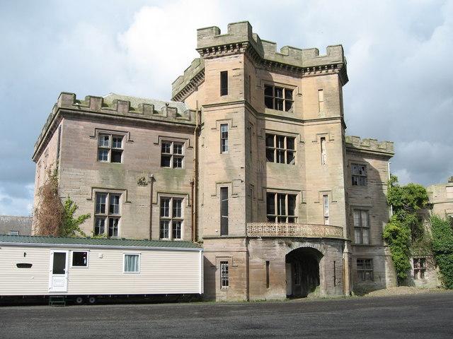 Barmoor Castle