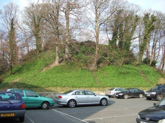 Barnstaple Castle
