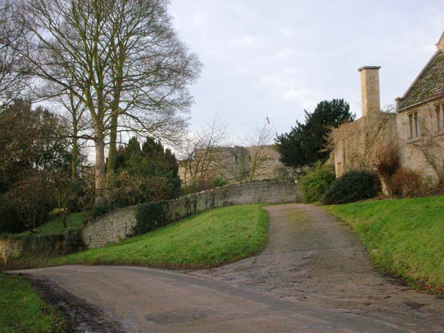 Barnwell Castle