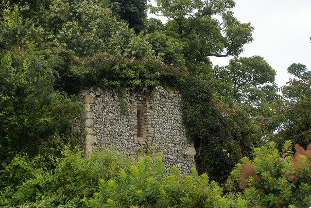 Benington Castle