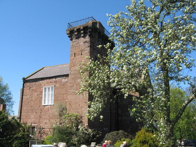 Brimstage Hall