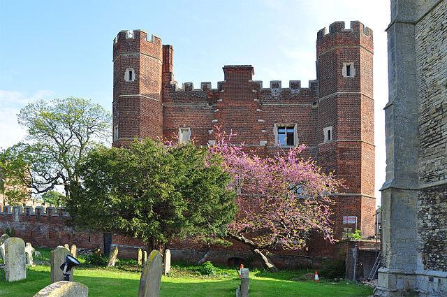Buckden Towers