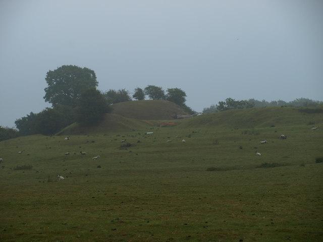 Cainhoe Castle