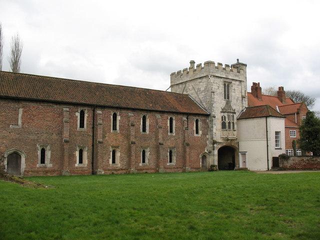 Cawood Castle